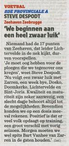 CCI30102014_00000A Het Nieuwsblad 25 oktober 2014